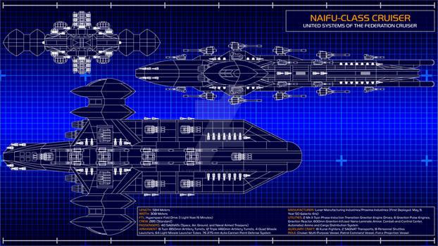 Naifu-Class Cruiser Specifications