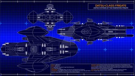 Datsu-Class Frigate Specifications