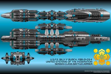 U.S.F.S. Billy F Burch - FBB-21-03-11