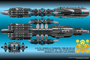 U.S.F.S. Edwin G Forberg - FBB-18-02-22