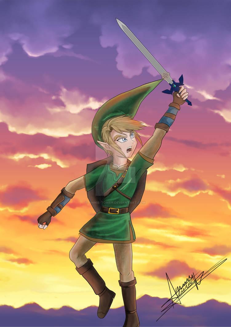 Link Potrait