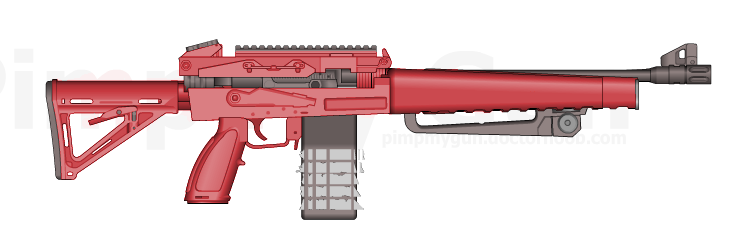 Ass Beeter!(Bandit AR) by wheeled-tank