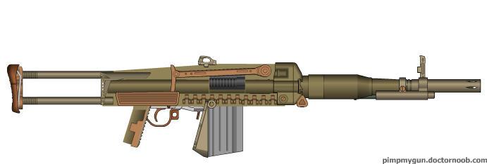 CR-AR-22 Mod. C