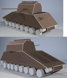 RMX-54 Mk III Model D WiP II
