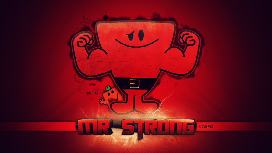 strong desktop wallpaper - photo #4