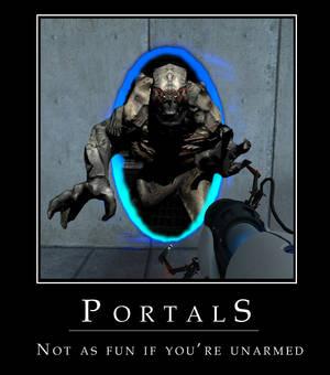 portal demotivator