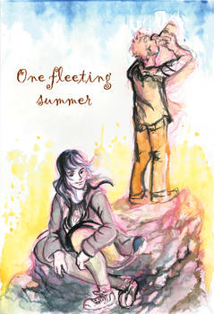 One Fleeting Summer Cover