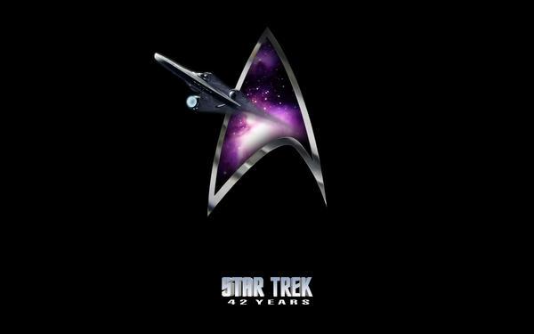 42 Years of Star Trek by JamesRandom