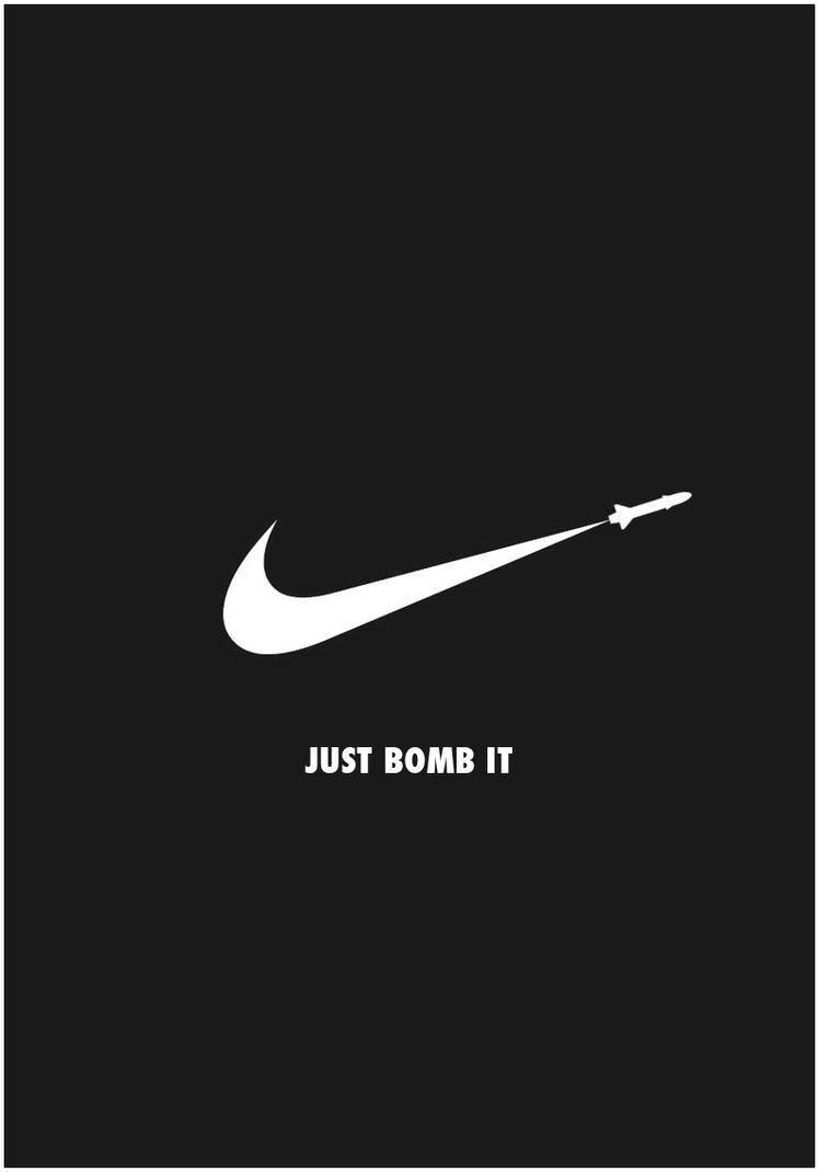 Just Bomb It. by JamesRandom