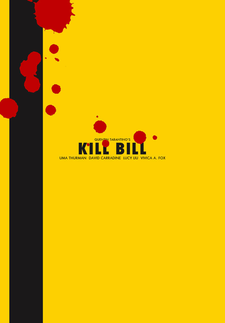 Kill Bill by JamesRandom