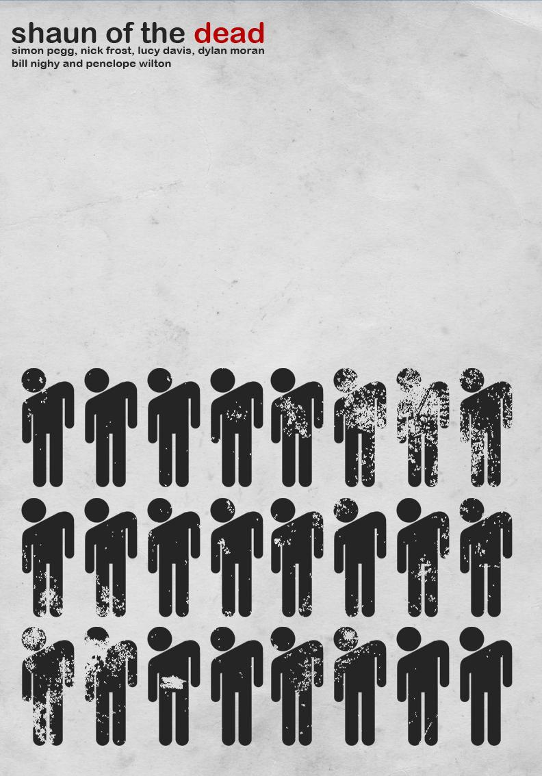Shaun of the Dead by JamesRandom
