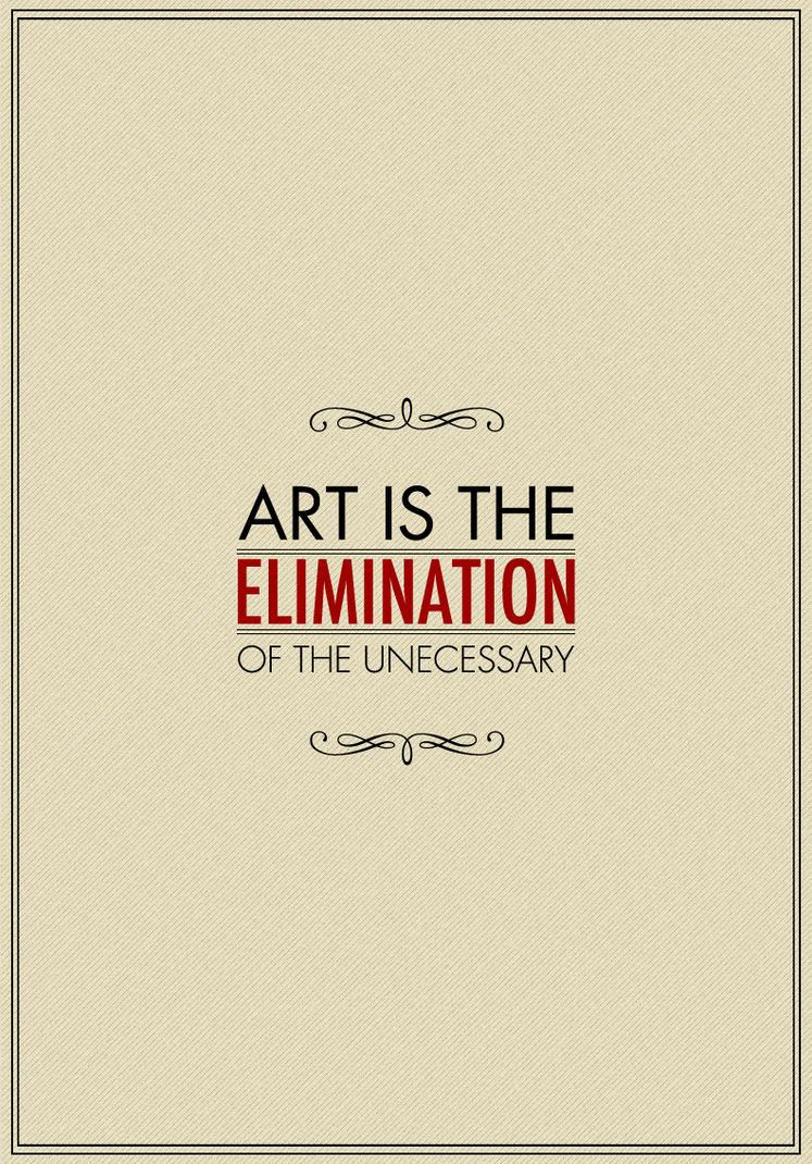 Picasso Quote by JamesRandom