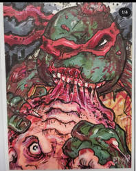Zombie raph