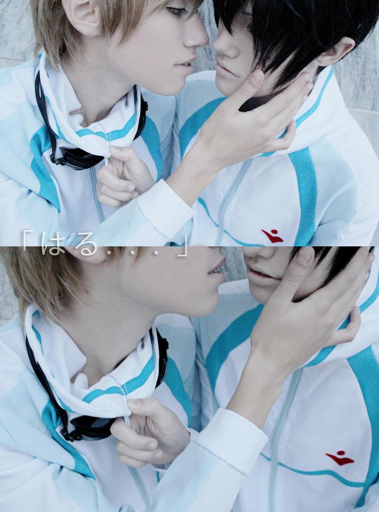 Makoto - Kiss by AmiTheStalker
