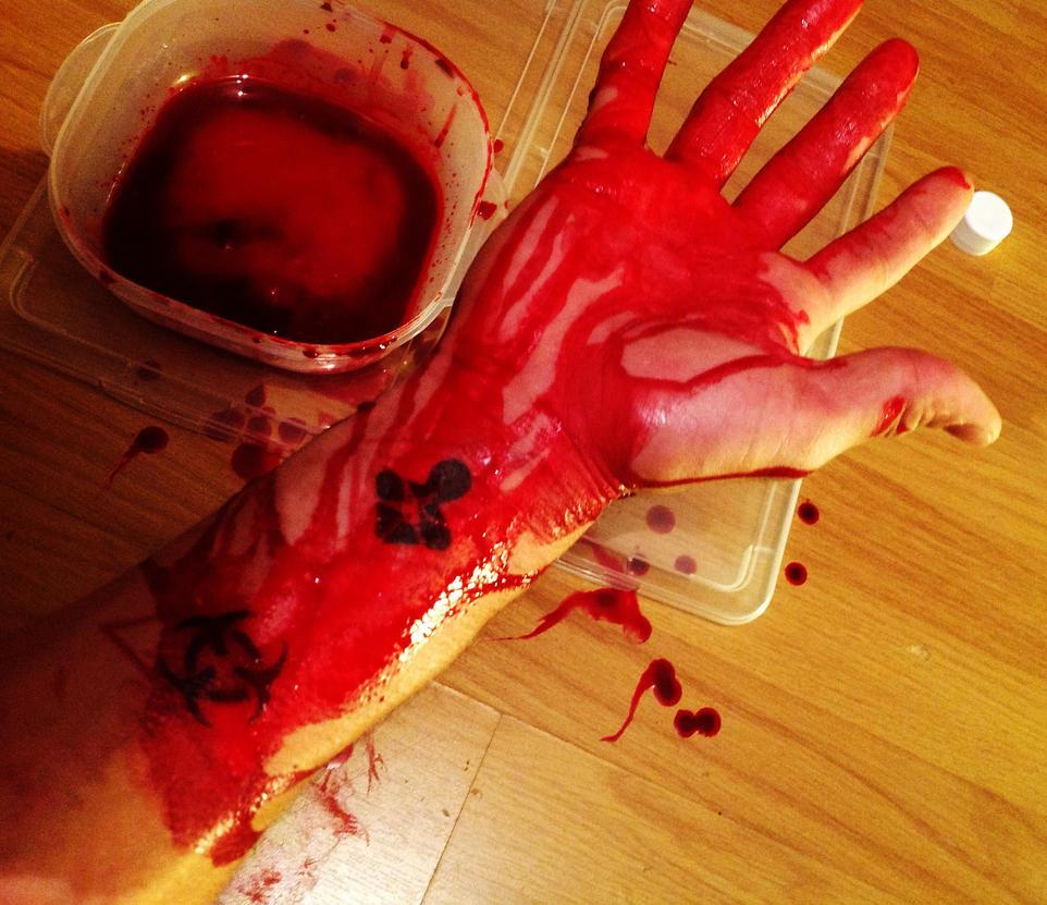 Blood Spiel