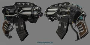 Heavy Revolver
