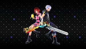 KH - Kairi and Riku (fanmade)