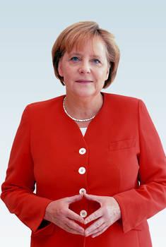 ehrenwerte frau Angela Merkel