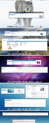 mac os X LynX Cosmocrator for windows 8.1 by ZEUSosX