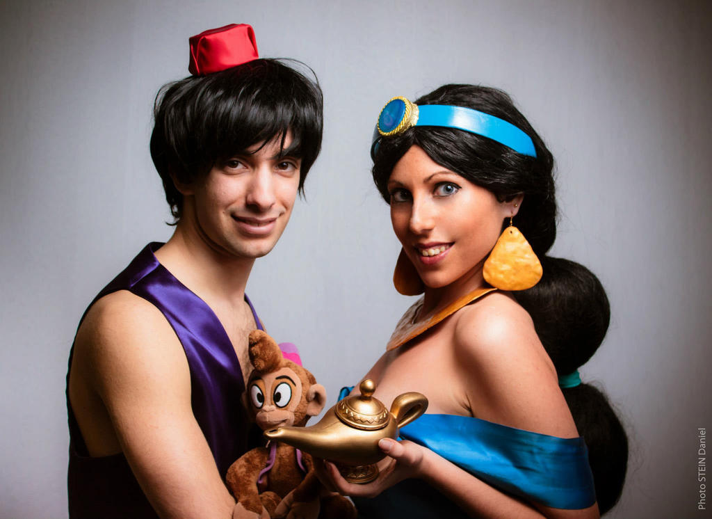 I choose you, Aladdin. by LadyDaniela89