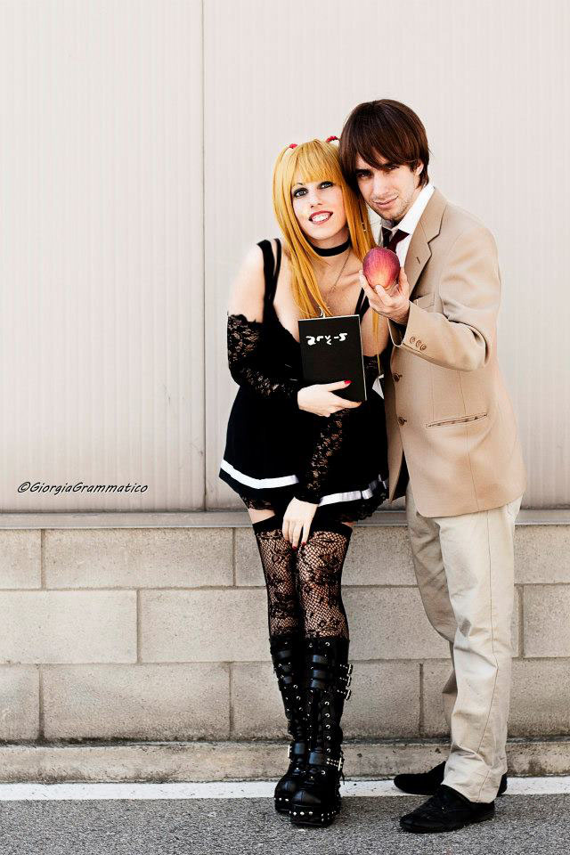The gallery for --> Yagami Light Cosplay