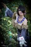 Lulu cosplay 4