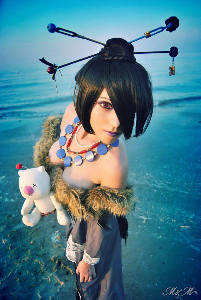 Lulu Cosplay - Sea of Sorrow by LadyDaniela89
