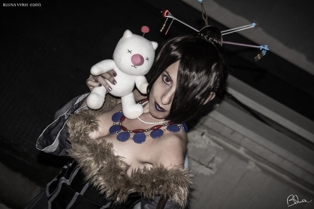 Lulu Final Fantasy X Cosplay by LadyDaniela89