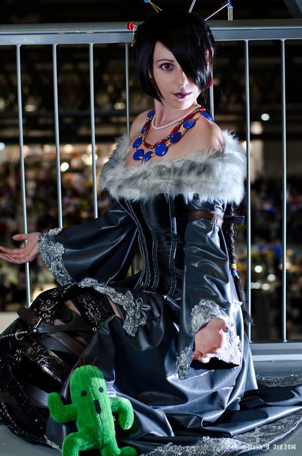 f5cc36eba4 Black Mage Lulu Cosplay by LadyDaniela89 on DeviantArt