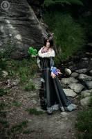Final Fantasy - Lulu by LadyDaniela89