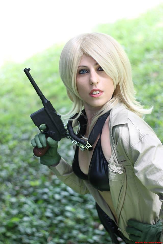 Snake Eater - EVA by LadyDaniela89
