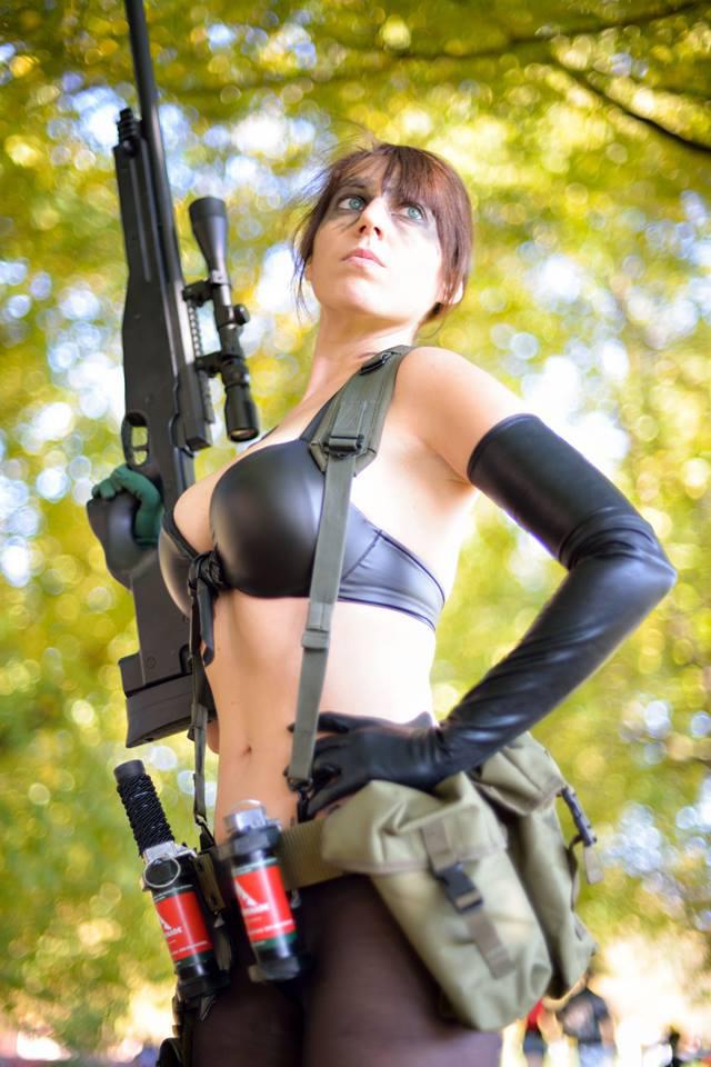 MGSV - Quiet Cosplay by LadyDaniela89 on DeviantArt