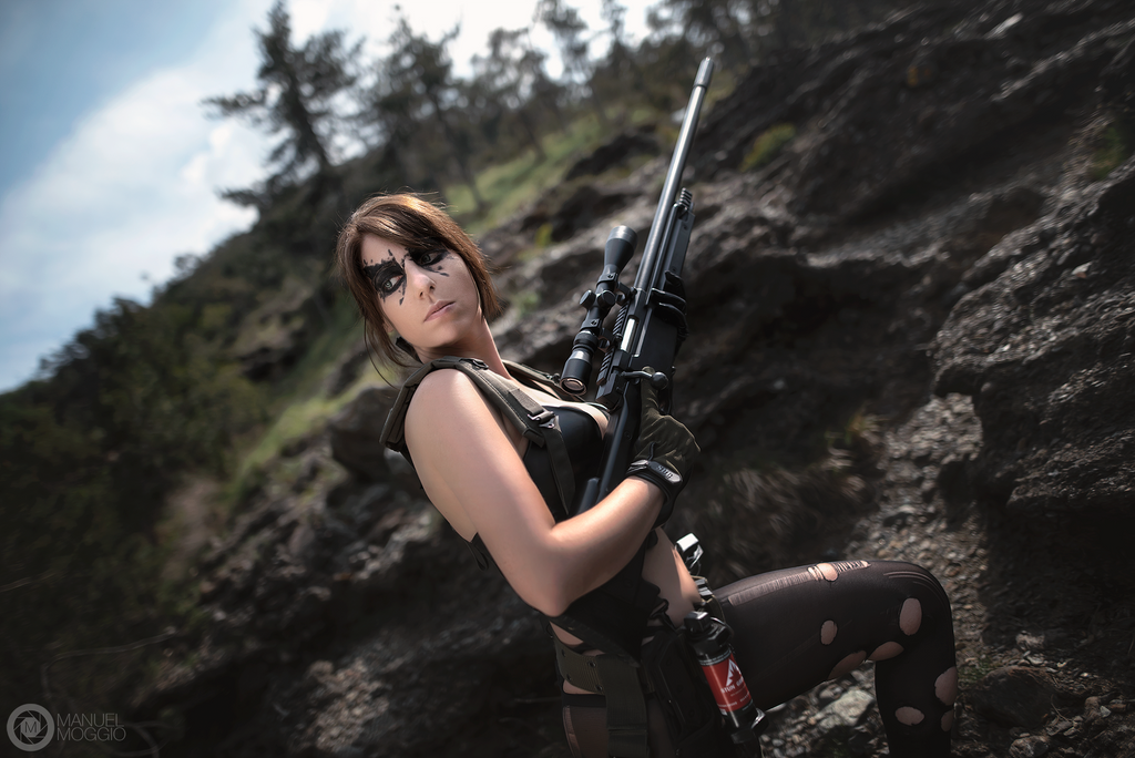 Quiet Cosplay - Metal Gear Solid 5 by LadyDaniela89 on ...