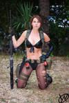 Quiet Cosplay - MGSV TPP