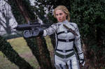 The Boss Cosplay - MGS3 Snake Eater