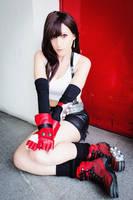 Tifa Cosplay - Final Fantasy by LadyDaniela89