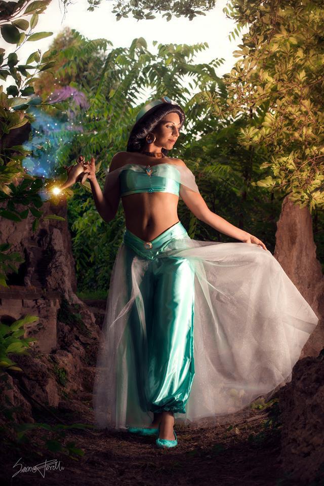 Princess Jasmine - Disney by LadyDaniela89