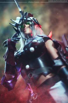 Aranea Cosplay - Final Fantasy