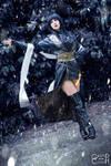 Gentiana Cosplay - Final Fantasy XV