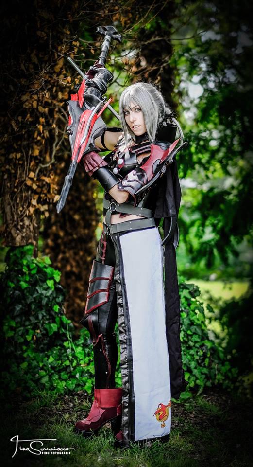 Aranea - FFXV by LadyDaniela89