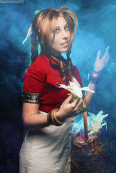 Aerith Cosplay