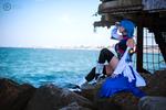 Aqua Cosplay - Kingdom Hearts by LadyDaniela89