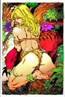 Shanna the She-Devil by DigitalDusty