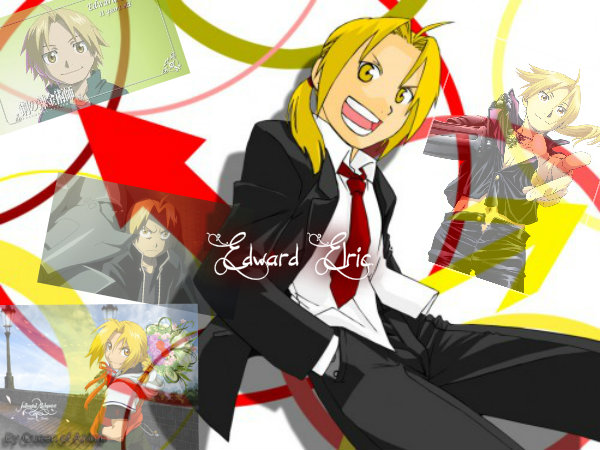 Edward Elric Sexy Edward Elric Wallpaper by