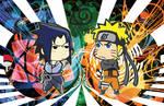 sasuke vs naruto chibi