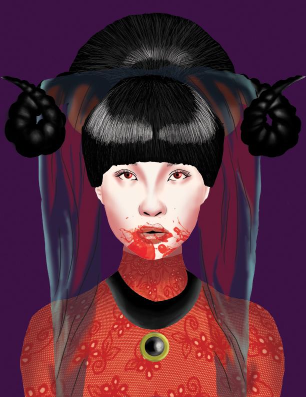That Girl's a Monster by aRs-nOVa