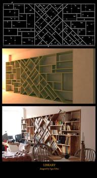 Library by ugurerbas