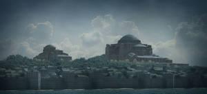 Constantinople by ugurerbas
