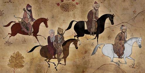 Dream of Eflatun Efendi by ugurerbas