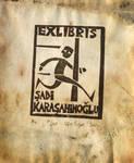 Exlibris Sadi